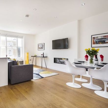 Rent this 2 bed apartment on Snowflake School in 46a Longridge Road, London SW5