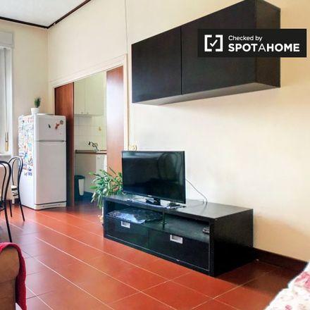 Rent this 1 bed apartment on Via Dalmazio Birago in 6, 20133 Milan Milan