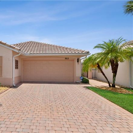 Rent this 2 bed house on 8813 Cascades Isle Boulevard in Lee County, FL 33928