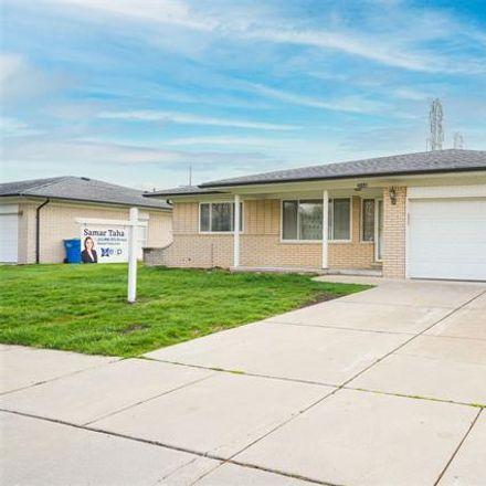 Rent this 3 bed house on 32446 Cambridge Drive in Warren, MI 48093