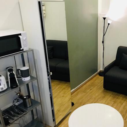 Rent this 0 bed room on Paris in ÎLE-DE-FRANCE, FR