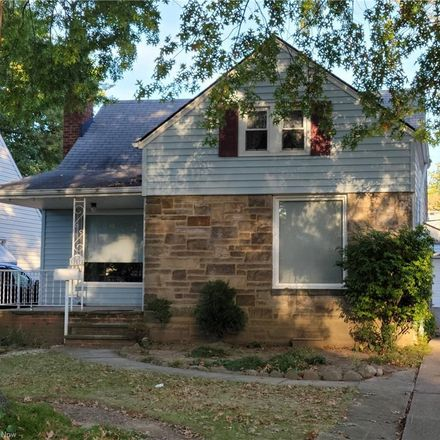 Rent this 2 bed house on 5257 East 117th Street in Garfield Heights, OH 44125