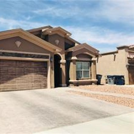 Rent this 3 bed apartment on 14211 Fabled Point Avenue in El Paso, TX 79938