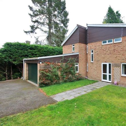 Rent this 5 bed house on The Old Garden in Sevenoaks TN13 2RJ, United Kingdom