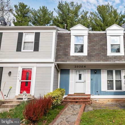 Rent this 3 bed townhouse on 20304 Thunderhead Way in Germantown, MD 20874