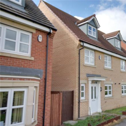 Rent this 4 bed house on Knebworth Court in Ingleby Barwick TS17 5BU, United Kingdom