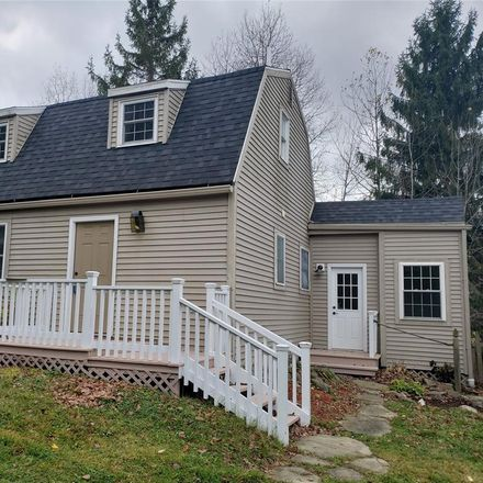 Rent this 3 bed house on 3556 Saddlemire Road in Hawleyton, NY 13903