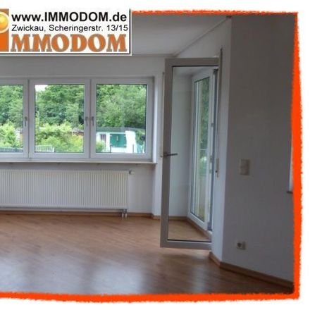 Rent this 2 bed apartment on Rosa-Luxemburg-Straße 90 in 08058 Zwickau, Germany