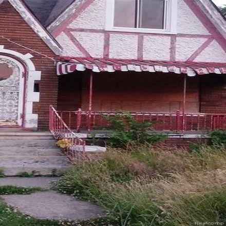 Rent this 3 bed house on 11388 Sanford Street in Detroit, MI 48205