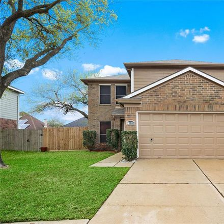 Rent this 4 bed house on Chasworth Dr in Houston, TX