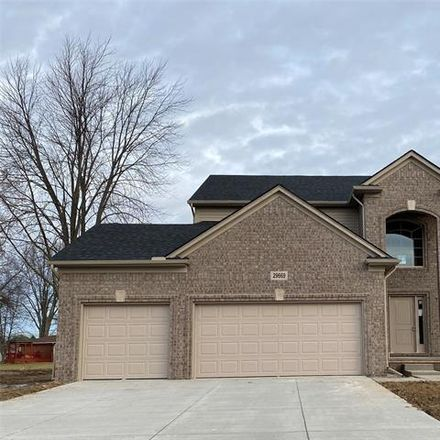 Rent this 4 bed house on 24903 Kabarda Drive in Macomb Township, MI 48042