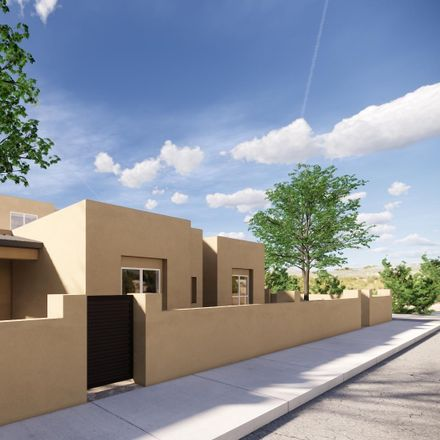 Rent this 4 bed townhouse on 38 Blue Feather Road in Santa Fe County, NM 87508