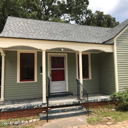 Rent this 3 bed apartment on 1326 West University Avenue in Lafayette, LA 70506