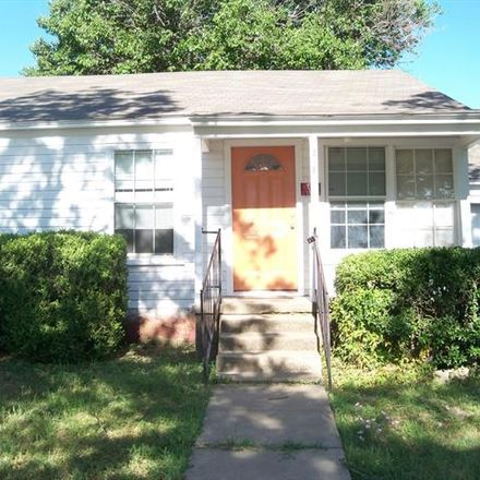 Rent this 2 bed house on 217 North Nueces Street in Coleman, TX 76834