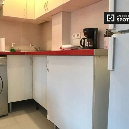 Rent this 1 bed apartment on The Rombo Code 2 in Calle de Meléndez Valdés, 18