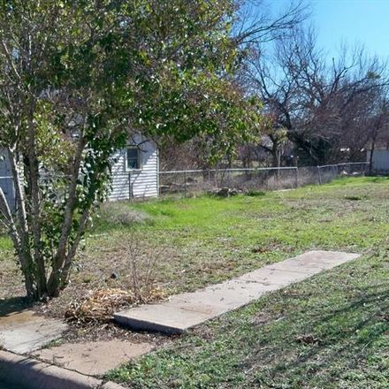Rent this 0 bed house on 300 East 4th Street in Coleman, TX 76834