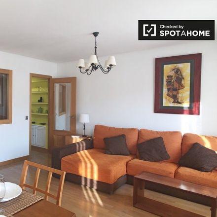 Rent this 1 bed apartment on Hostal Corazón de Madrid in Calle de San Bartolomé, 7