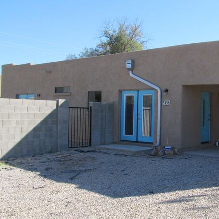 Rent this 4 bed house on 3456 East Bermuda Street in Tucson, AZ 85716