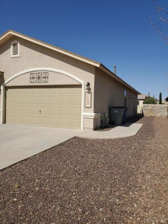 Rent this 3 bed apartment on 14227 Bluesky Point Court in El Paso, TX 79938