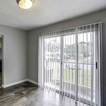 Rent this 1 bed apartment on 3493 Hermitage Road East in Jacksonville, FL 32277
