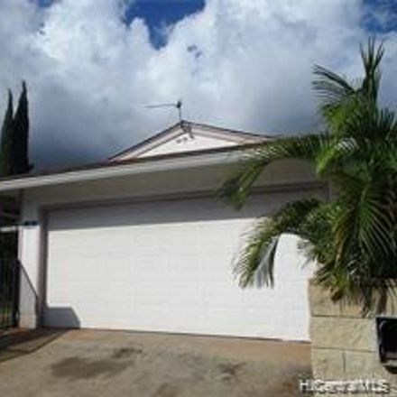 Rent this 3 bed house on Maaniani Way in Waipahu, HI