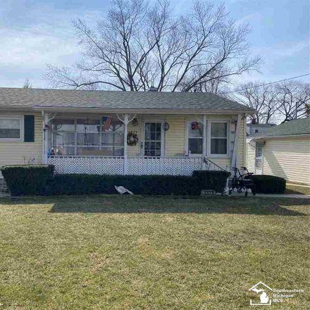 Rent this 3 bed apartment on Vandercook Rd in Monroe, MI