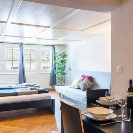 Rent this 1 bed apartment on Jack Jones in Limmatquai, 8001 Zurich