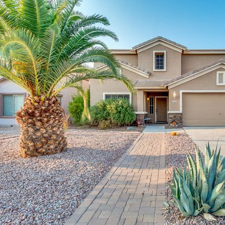 Rent this 5 bed loft on 3220 East Denim Trail in San Tan Valley, AZ 85143