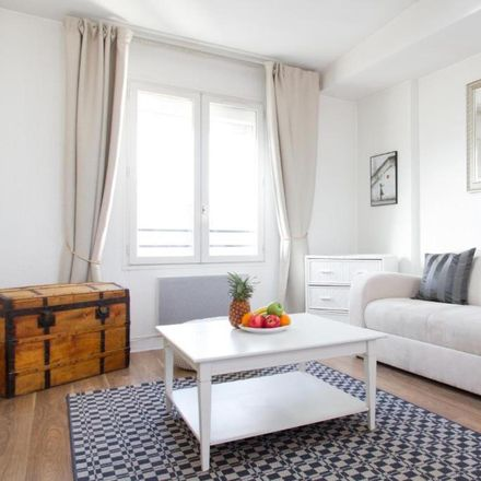 Rent this 1 bed apartment on 7 Rue Volta in 75003 Paris, France