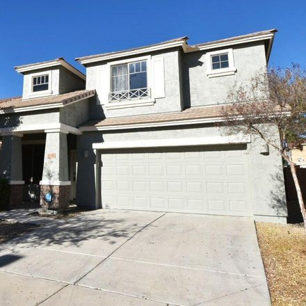 Rent this 4 bed house on 17396 West Langer Lane in Surprise, AZ 85388