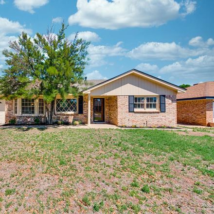 Rent this 3 bed house on 3212 Camarie Avenue in Midland, TX 79705
