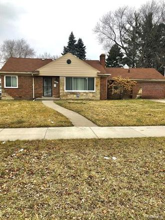 Rent this 3 bed house on 18154 Westhampton Avenue in Southfield, MI 48075
