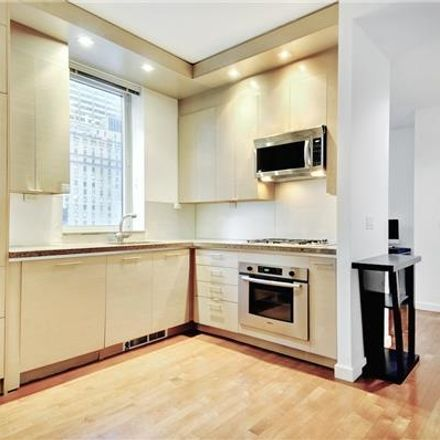 Rent this 1 bed apartment on 1600 Manhattan in New York, NY 10019
