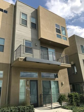 Rent this 2 bed townhouse on 634 Central Avenue in Montclair, CA 91786