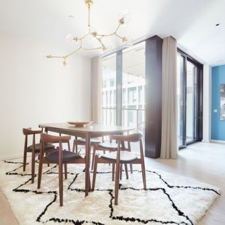 Rent this 3 bed apartment on Hanover Studios in 12 Hanover Quay, Dublin Docklands