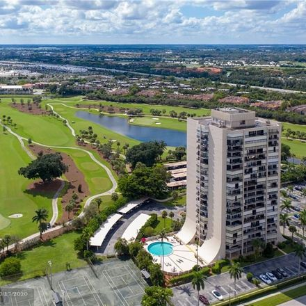 Rent this 1 bed condo on 2425 Presidential Way in West Palm Beach, FL 33401
