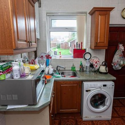 Rent this 3 bed house on 38 Clarendon Road in Manchester M16 8LD, United Kingdom