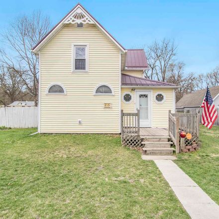 Rent this 4 bed house on 215 South Chestnut Street in Osceola, IN 46561