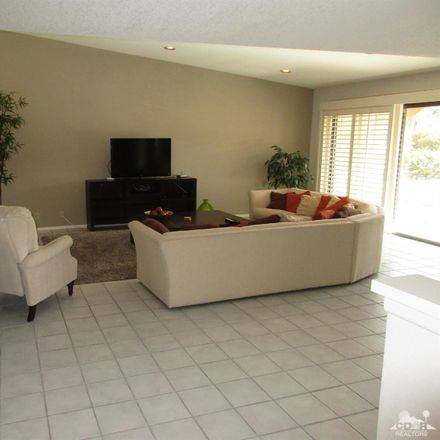 Rent this 3 bed condo on 85 Conejo Circle in Palm Desert, CA 92260