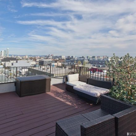 Rent this 1 bed apartment on Sapphire in 252 9th Street, San Francisco