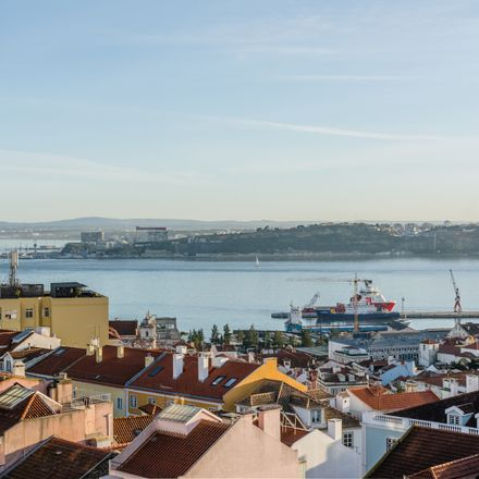 Rent this 7 bed room on Rua do Quelhas 89 in 1200-780 Lisbon, Portugal