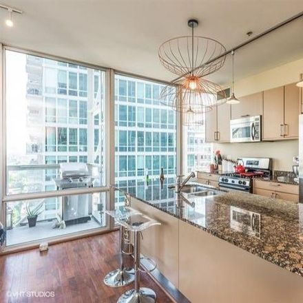 Rent this 2 bed condo on Kingsbury on the Park in 653 North Kingsbury Street, Chicago