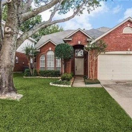 Rent this 3 bed house on 2613 Centenary Drive in Flower Mound, TX 75028