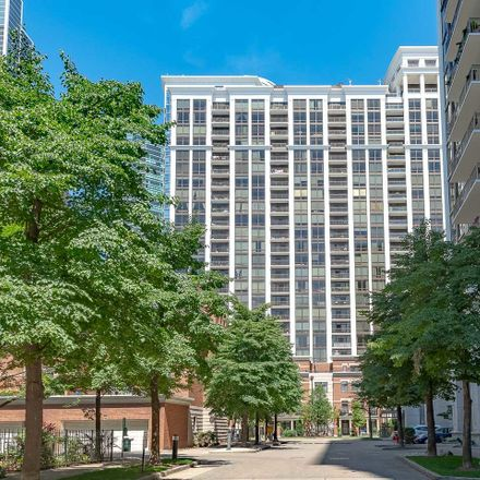Rent this 1 bed condo on Museum Pointe in 233 East 13th Street, Chicago