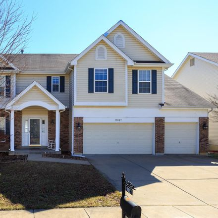 Rent this 4 bed house on 9017 Harvest Run Drive in O'Fallon, MO 63368