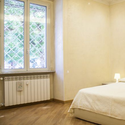 Rent this 5 bed apartment on Via Sabazio in 00199 Rome RM, Italy
