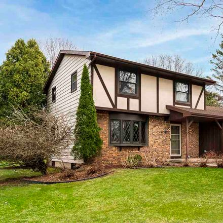 Rent this 3 bed house on 401 Whitehall Drive in Madison, WI 53714