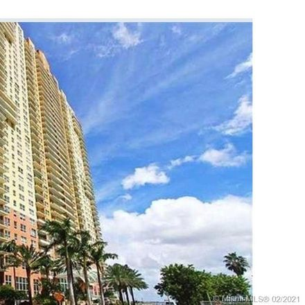 Rent this 1 bed condo on 1155 Brickell Bay Drive in Miami, FL 33131