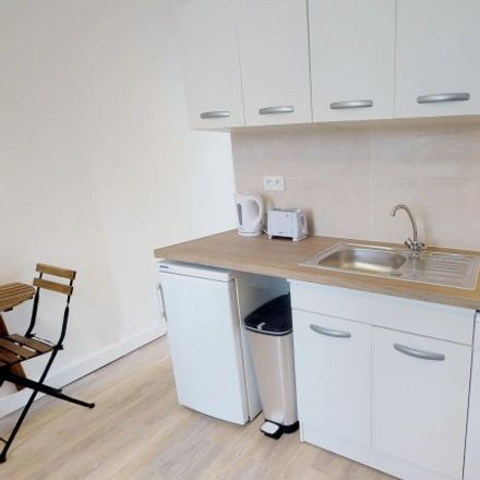 Rent this 1 bed apartment on 68 Rue de Rosny in 93100 Montreuil, France