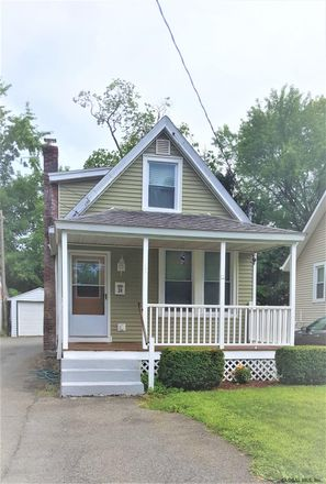 Rent this 2 bed house on Hampton Ave in Rensselaer, NY
